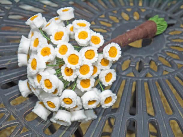 Keçe Çiçek Fikirleri